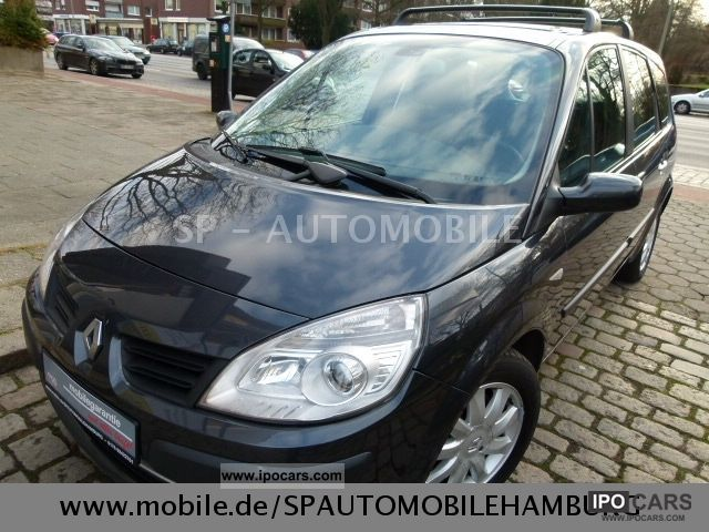 2007 Renault  Grand Scenic 1.9 dCi * 1.Hd * 7 seats * Navigation * KeylessGo Van / Minibus Used vehicle photo