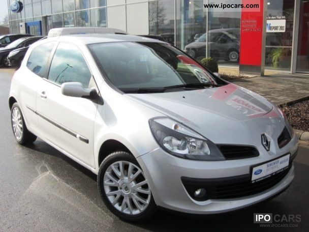 2006 renault clio ii symbol 1 4 16v automatic related infomation specifications weili. Black Bedroom Furniture Sets. Home Design Ideas
