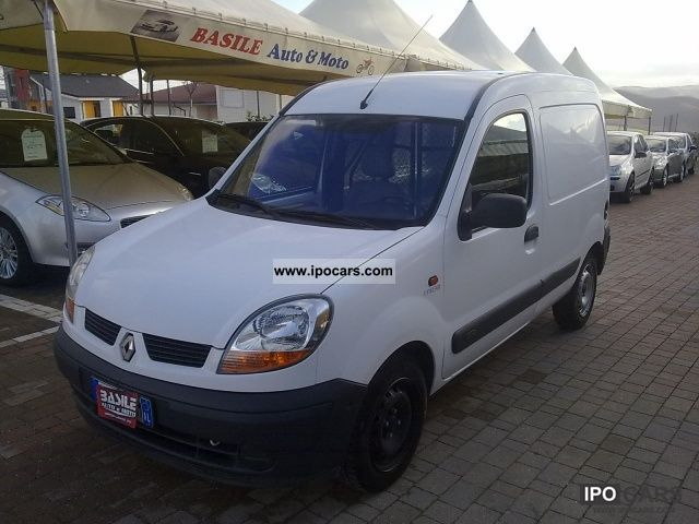 2004 renault kangoo 1 5 dci 65cv 4p conf expr gv ice car photo and specs. Black Bedroom Furniture Sets. Home Design Ideas