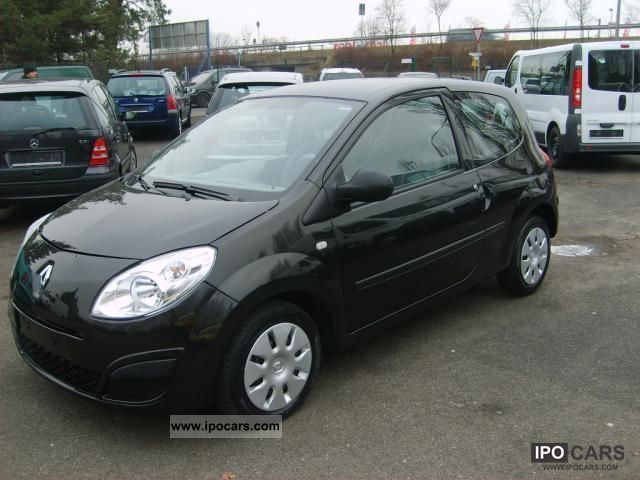 2008 renault twingo 1 2 16v dynamique car photo and specs. Black Bedroom Furniture Sets. Home Design Ideas
