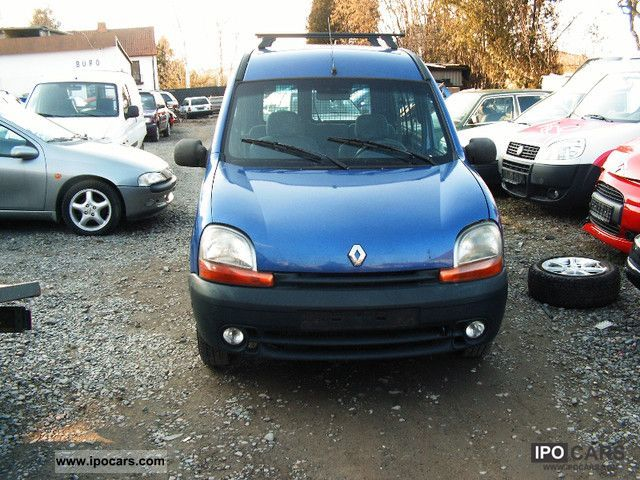 1999 renault kangoo 1 9 d car photo and specs. Black Bedroom Furniture Sets. Home Design Ideas