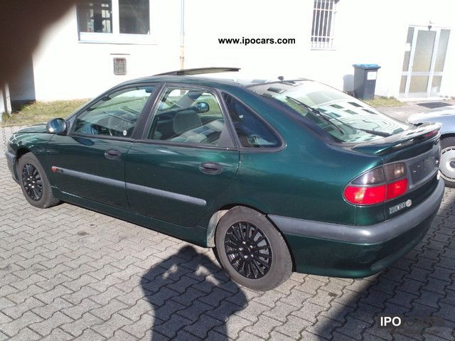 1996 Renault  Laguna 1.8 TÜV \ Limousine Used vehicle photo