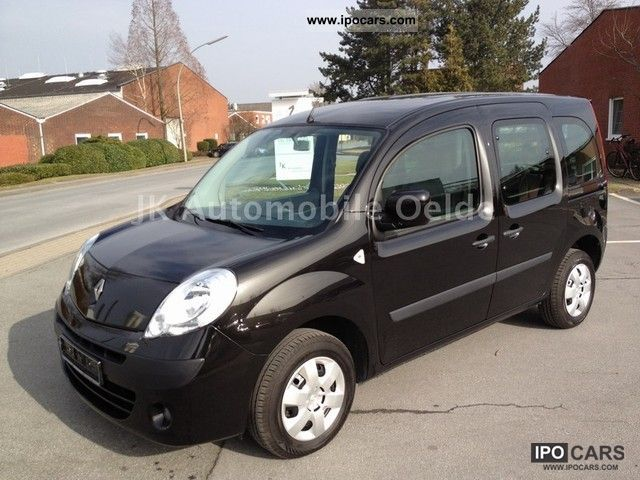 2009 Renault  Kangoo 1.6 8V € * 4 * 5 Seater * Air * 1.Hand Van / Minibus Used vehicle photo