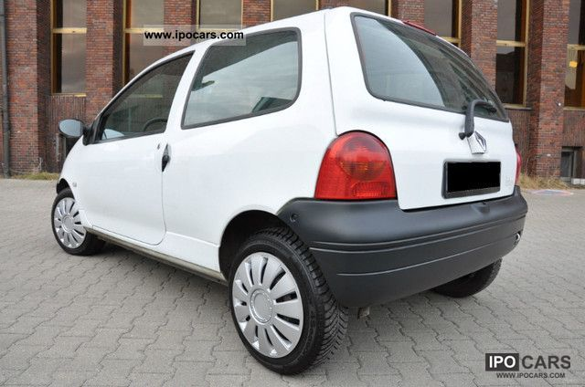 2006 renault twingo 1 2 authentique 1 hand 99 tkm elect window car photo and specs. Black Bedroom Furniture Sets. Home Design Ideas