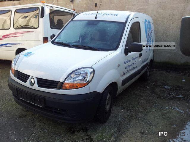 2007 Renault  Kangoo 1.5 dCi technical approval until 06.2013 Van / Minibus Used vehicle photo