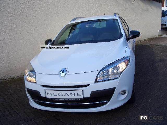 2011 Renault  Megane dCi 130 BOSE Edition Estate Car New vehicle photo