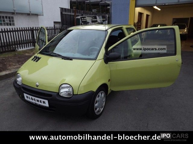 2001 renault twingo 1 2 authentique car photo and specs. Black Bedroom Furniture Sets. Home Design Ideas