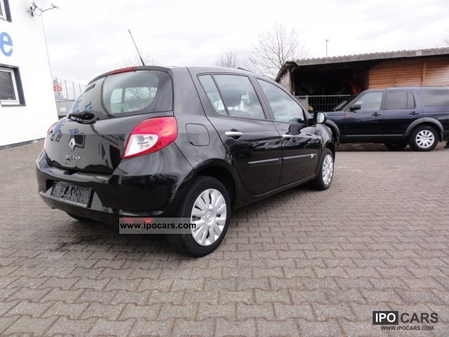 2010 renault clio 1 5 dci 85 expression hand 1 car photo and specs. Black Bedroom Furniture Sets. Home Design Ideas