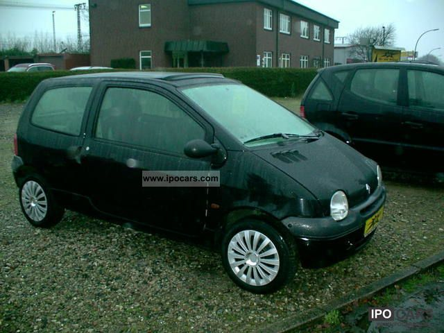 2003 renault twingo 1 2 dynamique car photo and specs. Black Bedroom Furniture Sets. Home Design Ideas
