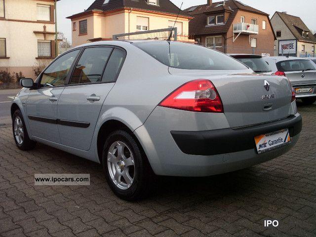 2004 Renault Megane 1 5 Dci Confort Perfect Condition