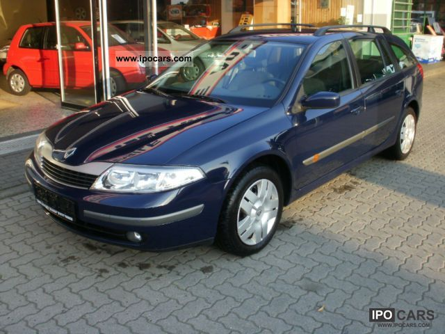 2001 renault laguna 1 6 2002 md t v 11 2012 car photo and specs. Black Bedroom Furniture Sets. Home Design Ideas