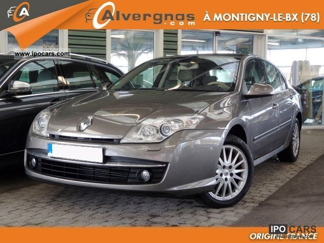 2007 renault laguna 2 0 dci 130 fap related infomation specifications weili automotive network. Black Bedroom Furniture Sets. Home Design Ideas