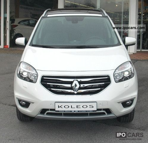 2011 Renault  Koleos dCi 175 FAP 4x4 Night and Day Off-road Vehicle/Pickup Truck New vehicle photo