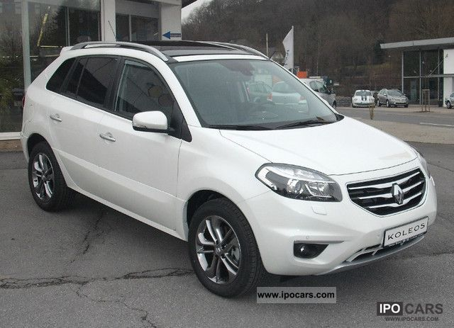 2011 renault koleos dci 175 fap 4x4 night and day car photo and specs. Black Bedroom Furniture Sets. Home Design Ideas
