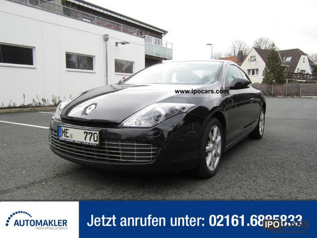 2010 Renault  Laguna Coupe GT TCe205 Sports car/Coupe Used vehicle photo