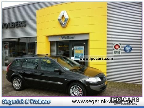 Renault  Megane GT 1.6 16V LPG G3 Busines Line * Climate 2006 Liquefied Petroleum Gas Cars (LPG, GPL, propane) photo