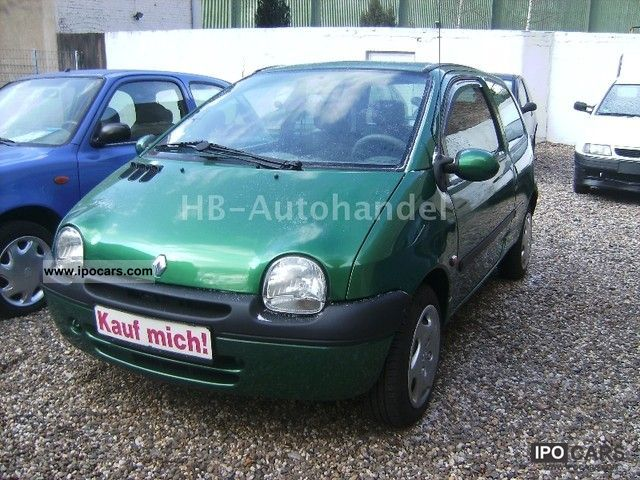 2001 renault twingo 1 2 16v expression car photo and specs. Black Bedroom Furniture Sets. Home Design Ideas