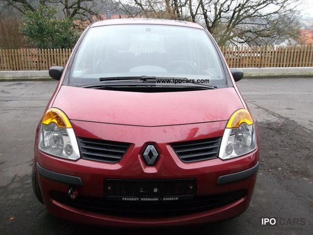 2006 renault modus 1 5 dci 70 related infomation specifications weili automotive network. Black Bedroom Furniture Sets. Home Design Ideas
