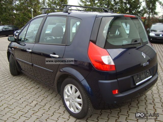 2008 renault scenic fap aut excepti navi xenon 24tkm car photo and specs. Black Bedroom Furniture Sets. Home Design Ideas