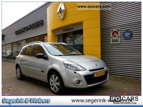 2010 Renault  Clio Estate 1.6 16V A / T 20th Anniversary * AUTOMATIC Estate Car Used vehicle photo