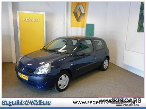 2005 Renault  Clio 1.4 16V Campus 3drs * AIRCO * tax nieuwe AP Other Used vehicle photo