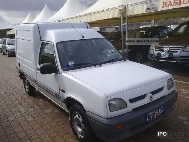 1999 renault express 1 9 diesel 55cv 3p furgone car photo and specs. Black Bedroom Furniture Sets. Home Design Ideas
