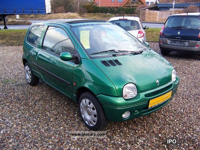 2001 renault twingo 1 2 16v liberty car photo and specs. Black Bedroom Furniture Sets. Home Design Ideas