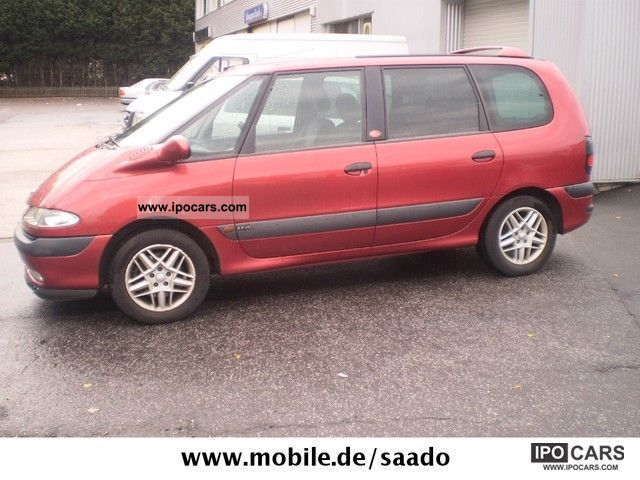 Renault  Espace 2.2 dCi The Race 2002 Race Cars photo