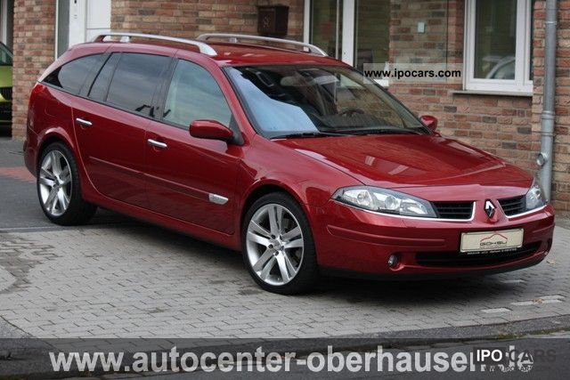2006 renault laguna 2 0 turbo aut exception car photo and specs. Black Bedroom Furniture Sets. Home Design Ideas