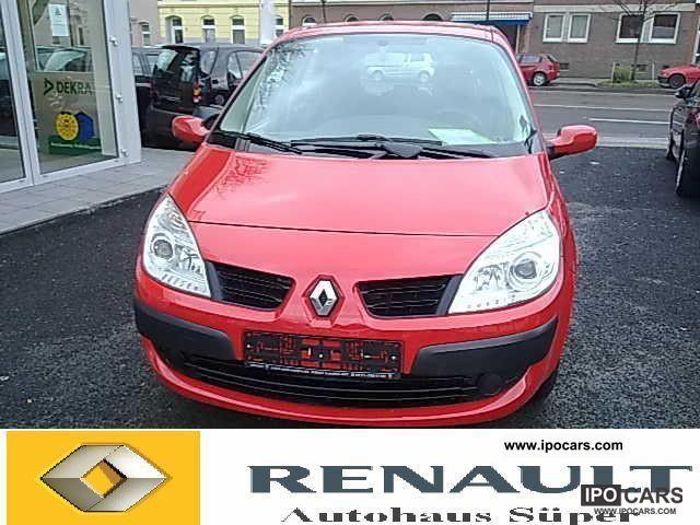 2007 Renault  Scenic 1.4 16V Authentique! Van / Minibus Used vehicle photo