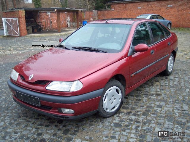 1998 renault laguna 1 8 rt 1 concorde hand car photo and specs. Black Bedroom Furniture Sets. Home Design Ideas