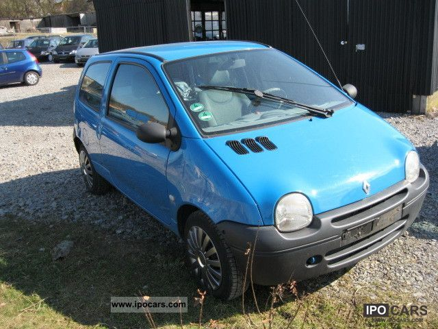 2003 renault twingo 1 2 climate car photo and specs. Black Bedroom Furniture Sets. Home Design Ideas