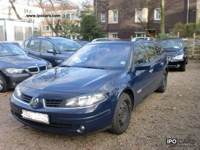 2007 Renault  Laguna 1.9 dCi FAP Leather Navi PDC Estate Car Used vehicle photo