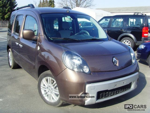 2011 renault kangoo dci 110 fap luxe navigation system car photo and specs. Black Bedroom Furniture Sets. Home Design Ideas