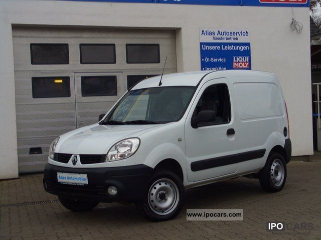 2007 renault kangoo rapid 1 6 16v 4x4 wheel air standheiz car photo and specs. Black Bedroom Furniture Sets. Home Design Ideas