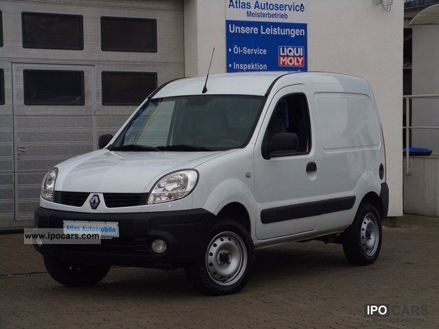 2007 renault kangoo rapid 1 6 16v 4x4 wheel air. Black Bedroom Furniture Sets. Home Design Ideas