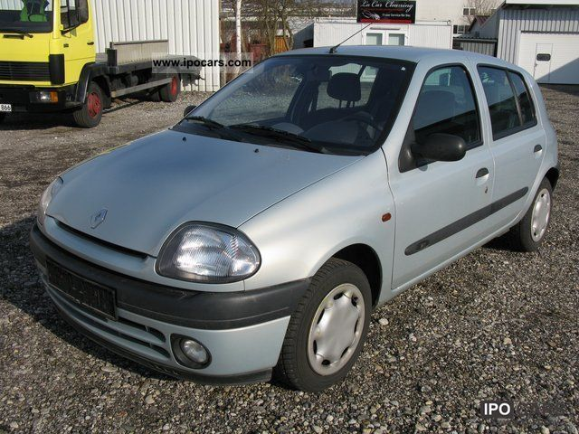 2000 Renault Clio 14i RT Air Power 4 Door