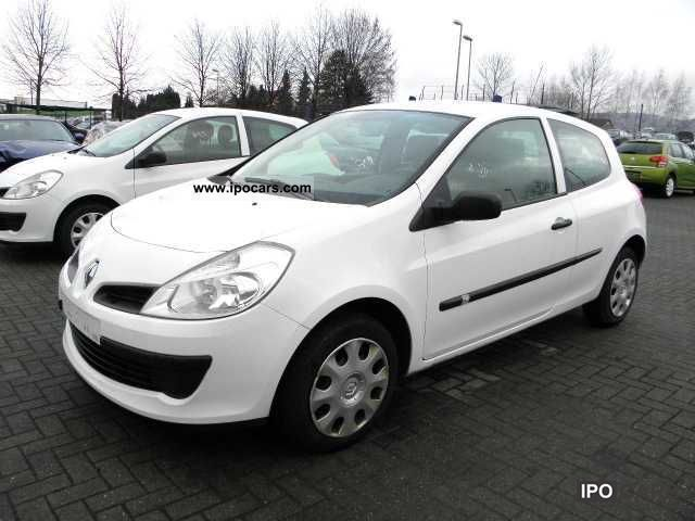 2007 renault clio 1 5 dci climate car photo and specs. Black Bedroom Furniture Sets. Home Design Ideas