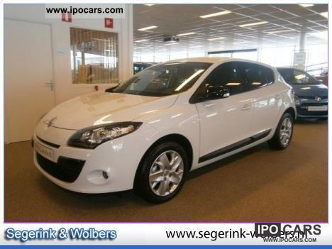 2011 Renault  110HP Megane 1.5DCI Parisienne GPS Other New vehicle photo