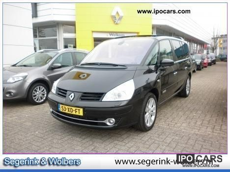 2007 Renault  Grand Espace 3.5 V6 initial 6-ROOM A / T Van / Minibus Used vehicle photo