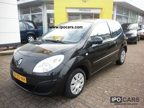 2008 renault twingo 1 2 16v expression eight chairs car photo and specs. Black Bedroom Furniture Sets. Home Design Ideas