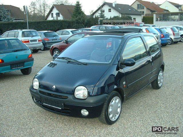 2001 renault twingo 1 2 16v initial car photo and specs. Black Bedroom Furniture Sets. Home Design Ideas