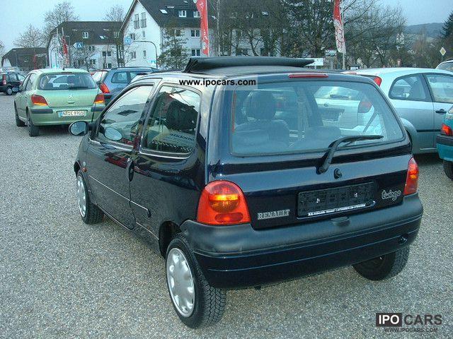 Renault Twingo 2001 Test