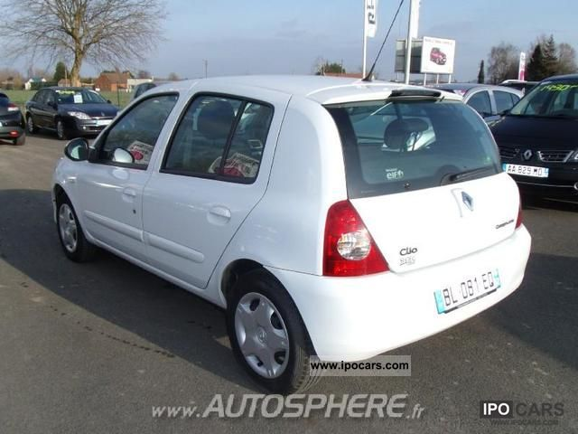 2011 renault clio campus 1 5 dci65 5p car photo and specs. Black Bedroom Furniture Sets. Home Design Ideas