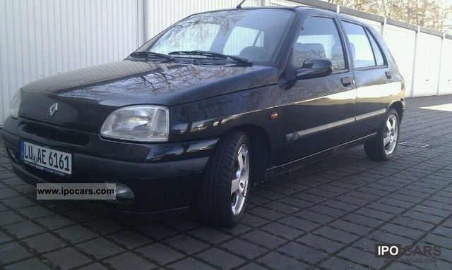 1997 Renault  Clio 1.4 Air, Power Steering, Alloy Small Car Used vehicle photo