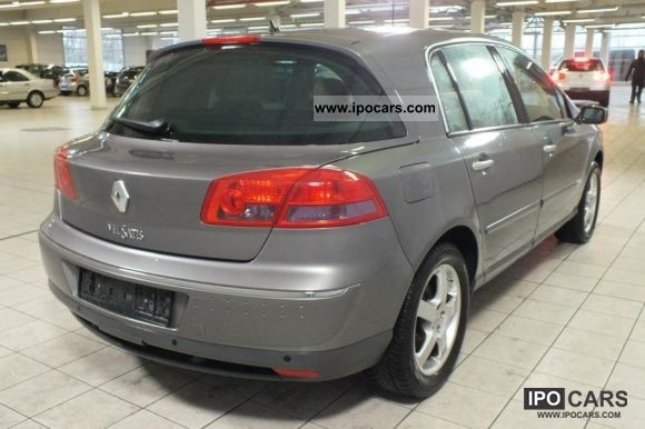 2003 renault vel satis 3 0 dci vollausstattung car photo and specs. Black Bedroom Furniture Sets. Home Design Ideas