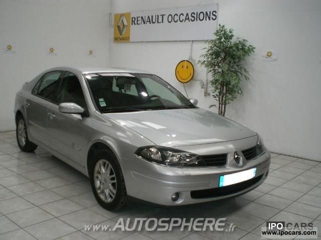 2007 Renault  Laguna Dynamique 2.0 dCi130 FAP Limousine Used vehicle photo