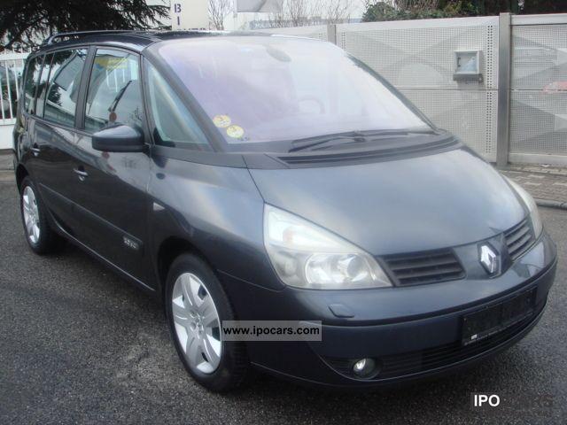 2003 Renault  Espace 3.0 dCi Privilege Van / Minibus Used vehicle photo