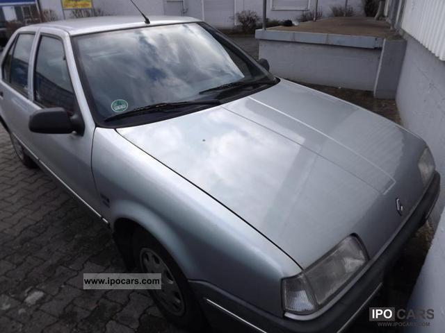 1990 Renault  R 19 Limousine Used vehicle photo