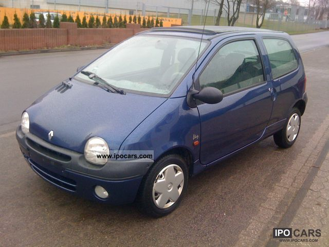 2000 renault twingo liberty summertime car photo and specs. Black Bedroom Furniture Sets. Home Design Ideas